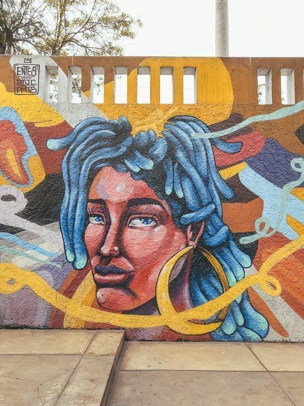 Ga naar Barranco voor mooie street art.