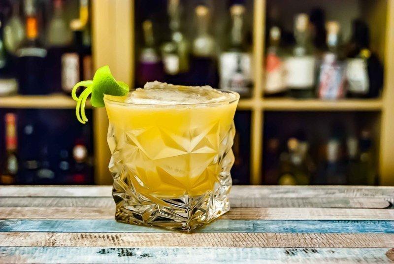 Vergeet niet pisco sour te drinken, het nationale drankje!