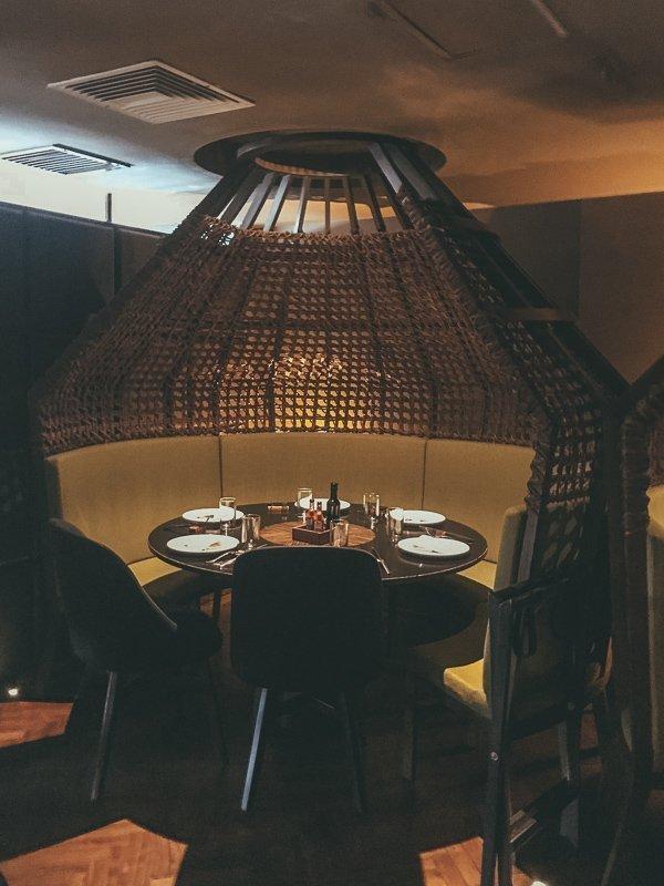 Amaz is een fijn restaurant in de wijk Miraflores.