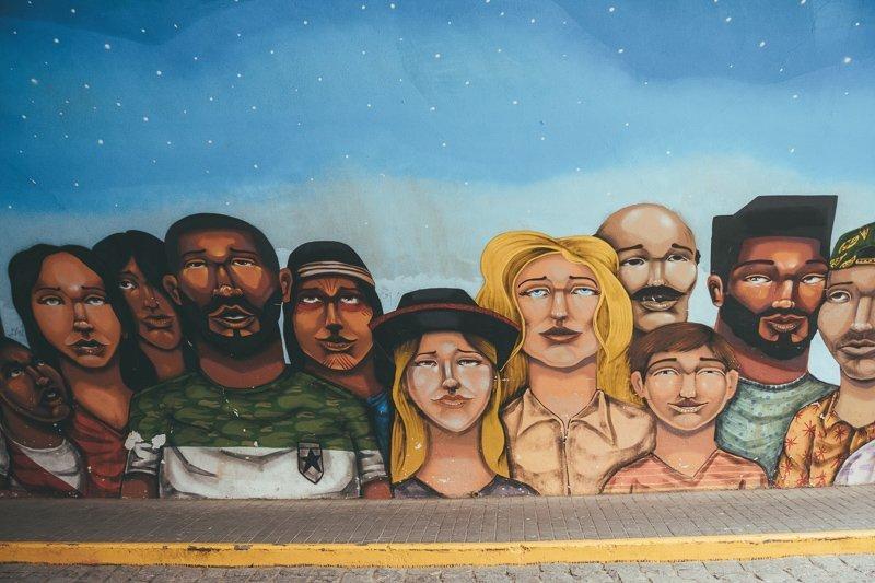 Een van de leukste Lima bezienswaardigheden is ongetwijfeld al het street art.