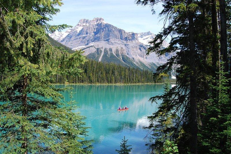 Wil je gaan backpacken in Canada? Check dan van tevoren de beste reistijd!