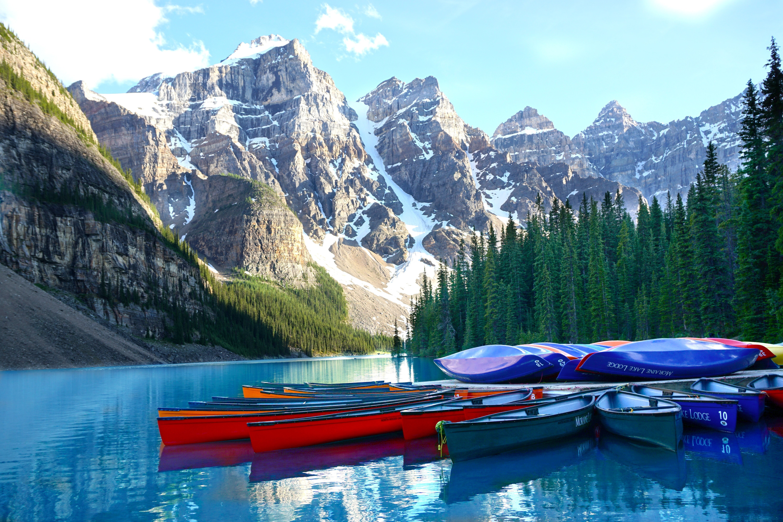 Hier lees je alles wat je moet weten over backpacken in Canada!