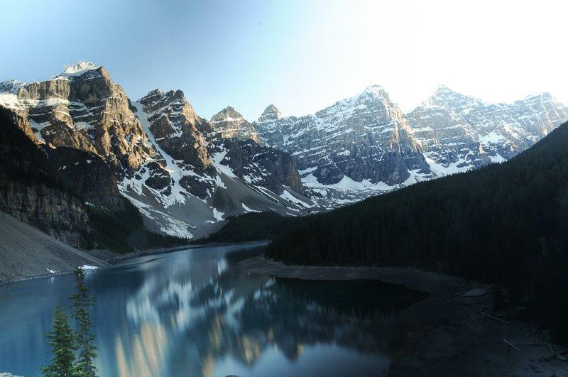 De waanzinnige natuur in Canada die je tijdens het backpacken ontdekt.