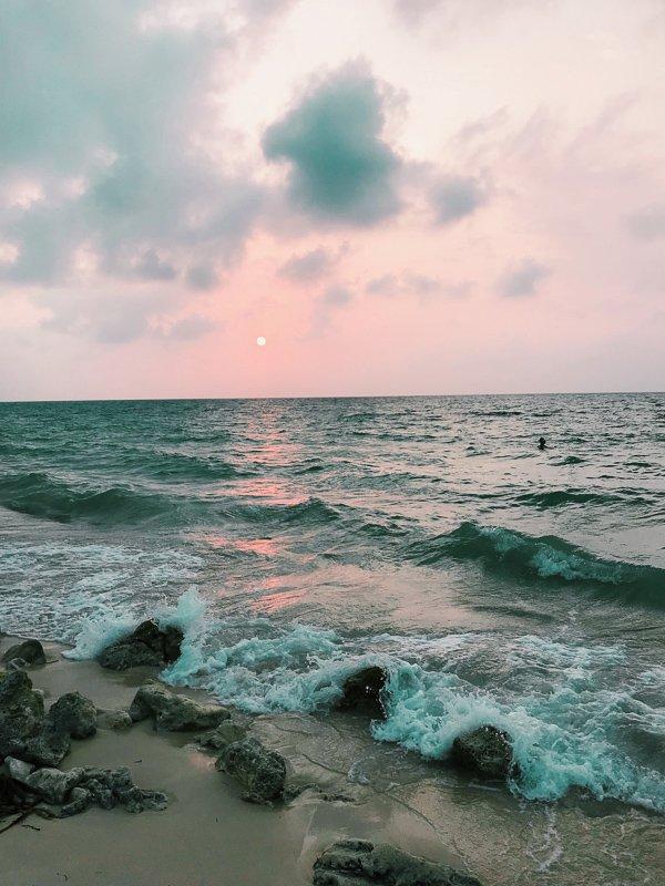 Vanaf Cartagena kun je gemakkelijk naar een van de eilandjes.