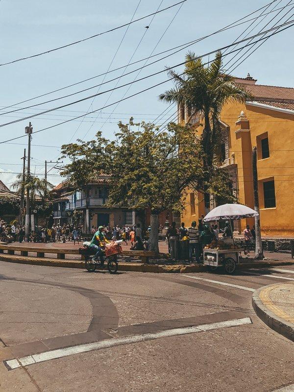 Plaza de la Santisima Trinidad