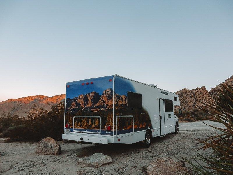 Checklist voor jouw Amerika vakantie: boek op tijd een camper!