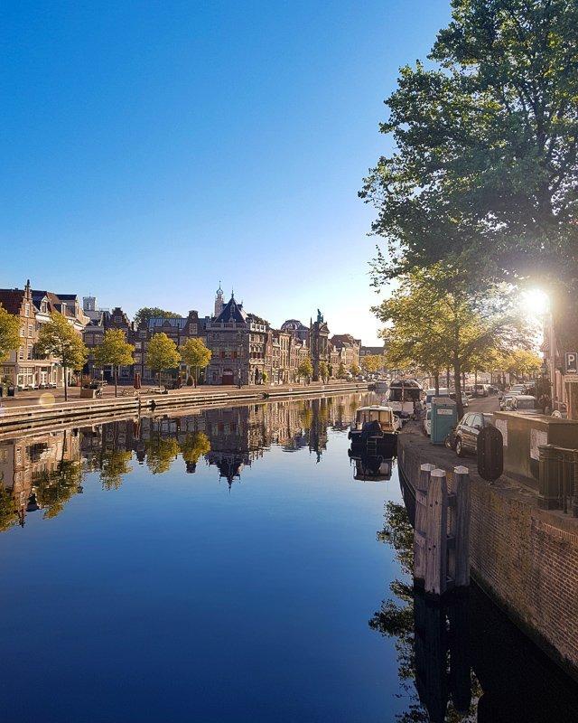 Ga zeker varen als je in Haarlem bent.