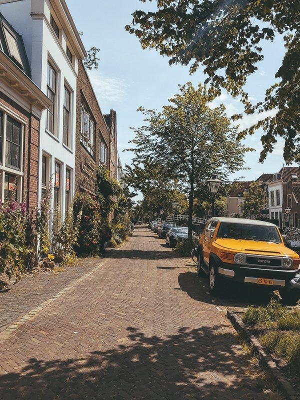 Struin lekker door Haarlem tijdens een weekendje weg.