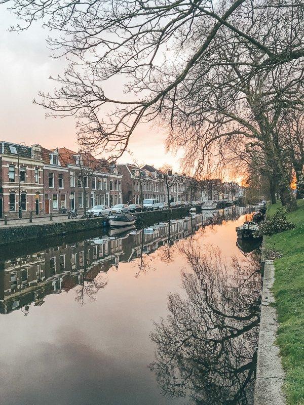 Ga zeker suppen door Haarlem.