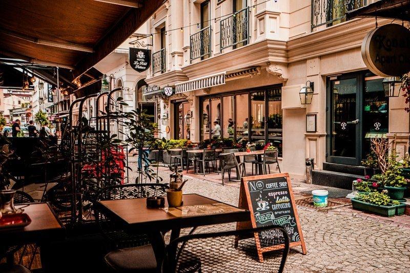 Leuke straatjes in deze Turkse stad.