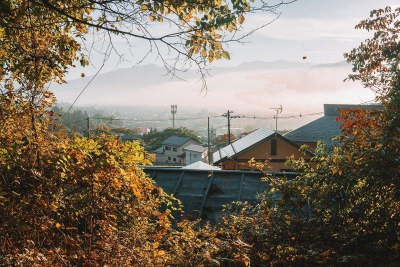 Ga naar Tohoku op het Japanse eiland Hokkaido als je van natuur houdt.