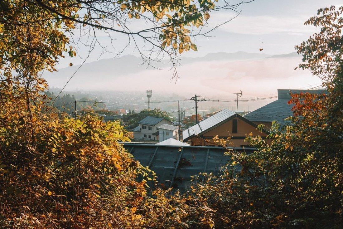 onsen in japan