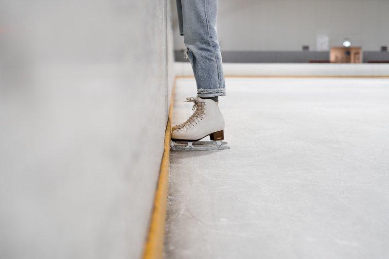 Ga schaatsen op de ijsbaan!