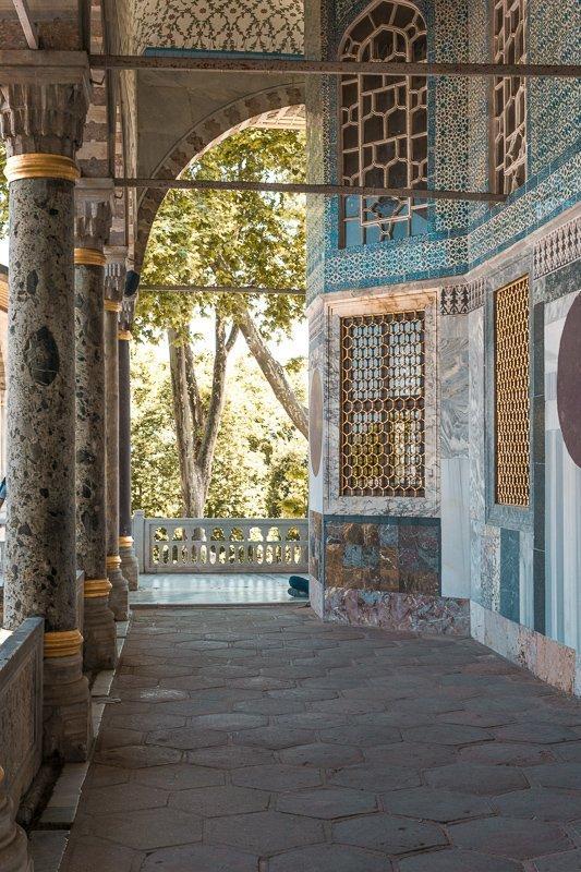Het Topkapi Paleis is een van de gaafste Istanbul hotspots.