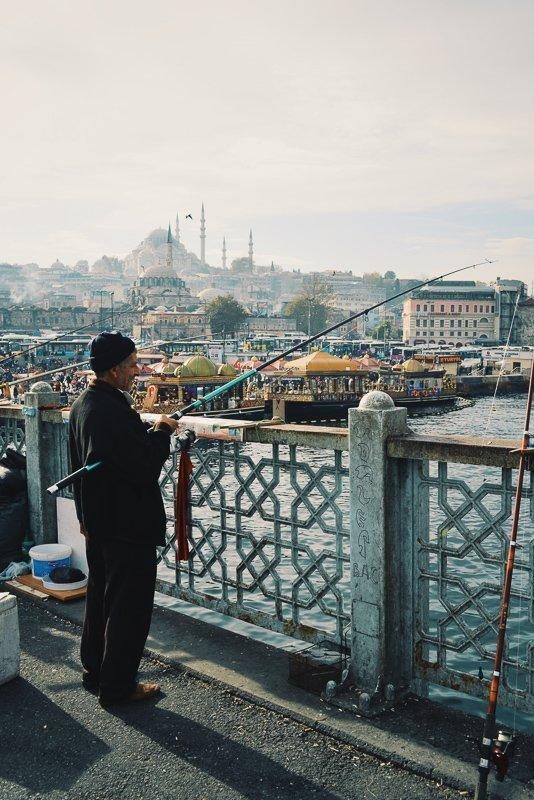 Maak een fietstocht door Istanbul en verken op deze manier de stad.