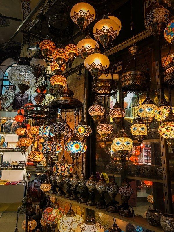 Hier vind je de leukste Istanbul tips, zoals de Grand Bazaar.