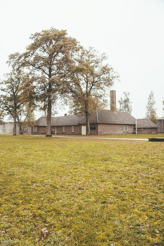 Het concentratiekamp in Brabant.
