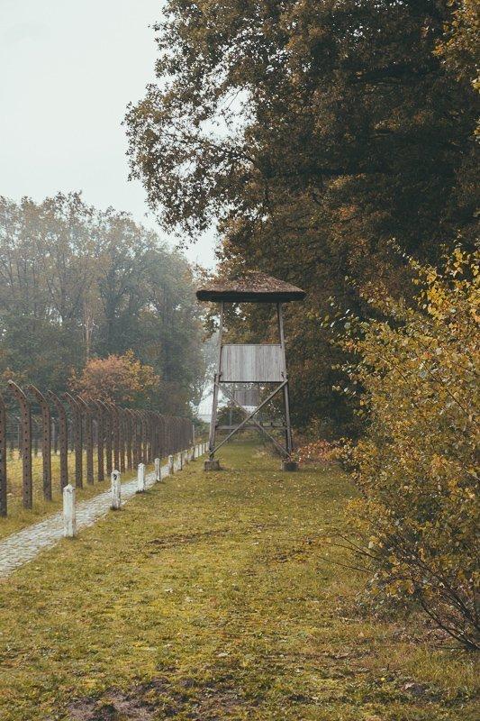 In Brabant vind je nog een oud concentratiekamp: Kamp Vught.