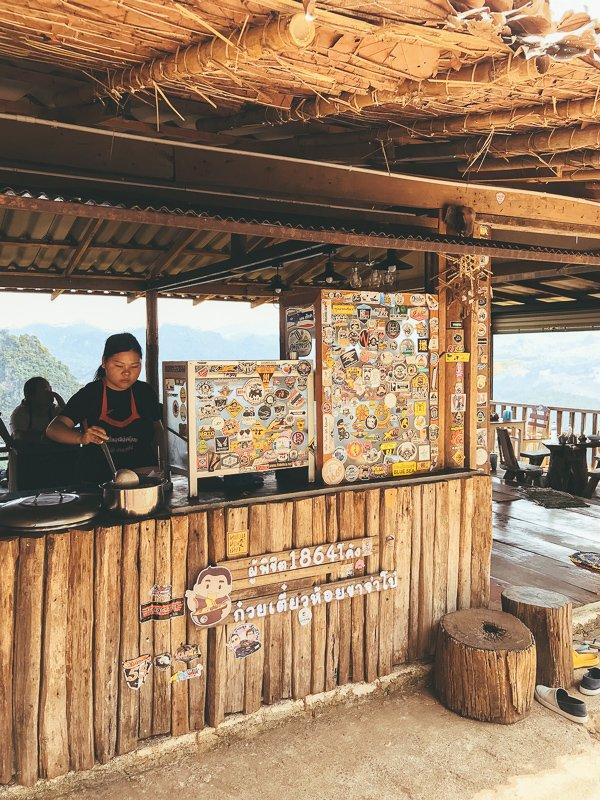 De beste noedelsoep van Noord-Thailand vind je hier!