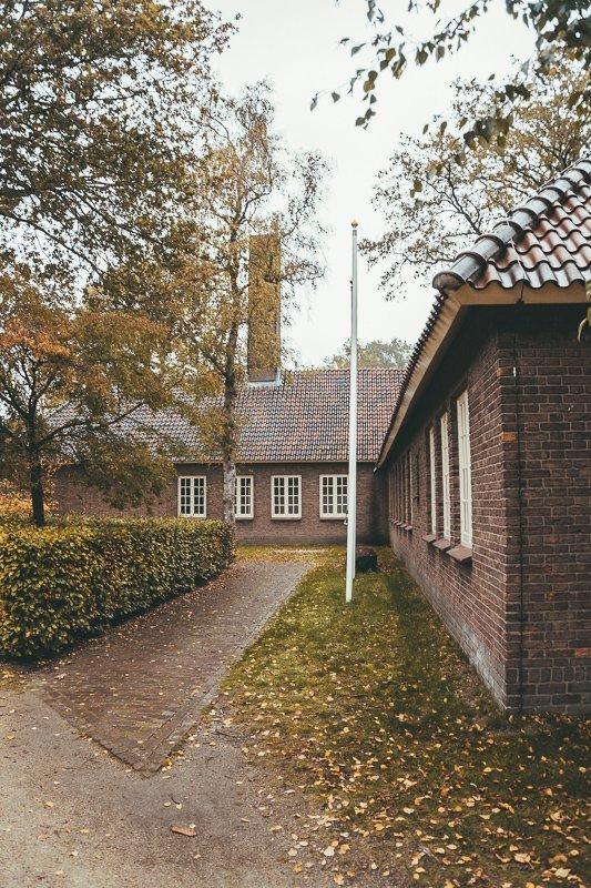 De barok in het concentratiekamp van Vught.