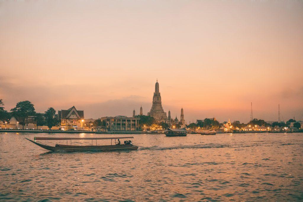 De rondreis door Thailand start je in Bangkok!