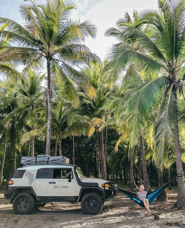 Rijd met een four wheel drive door Costa Rica