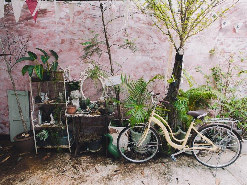 Een van de leukste Bangkok tips is om te gaan fietsen door de stad