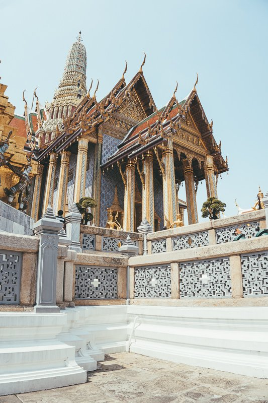Wat te doen in Bangkok? Bezoek de Grand Palace!