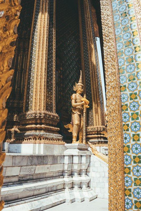 Een van de belangrijkste Bangkok bezienswaardigheden: Grand Palace