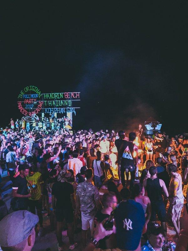 Feesten in Thailand
