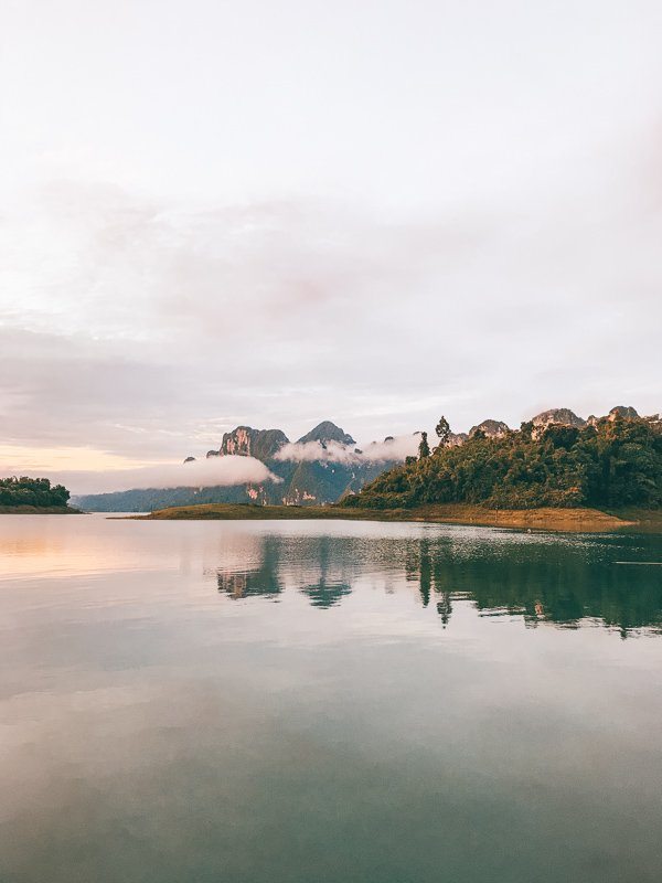 De prachtige natuur van Thailand.