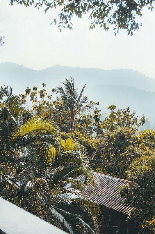 Uitzicht in Thailand!