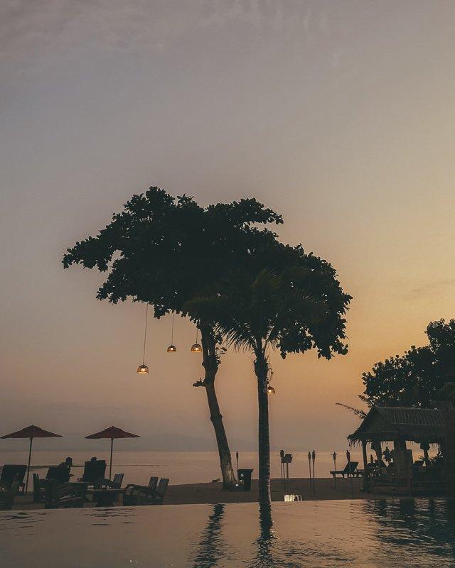 La Plage Resort in Thailand