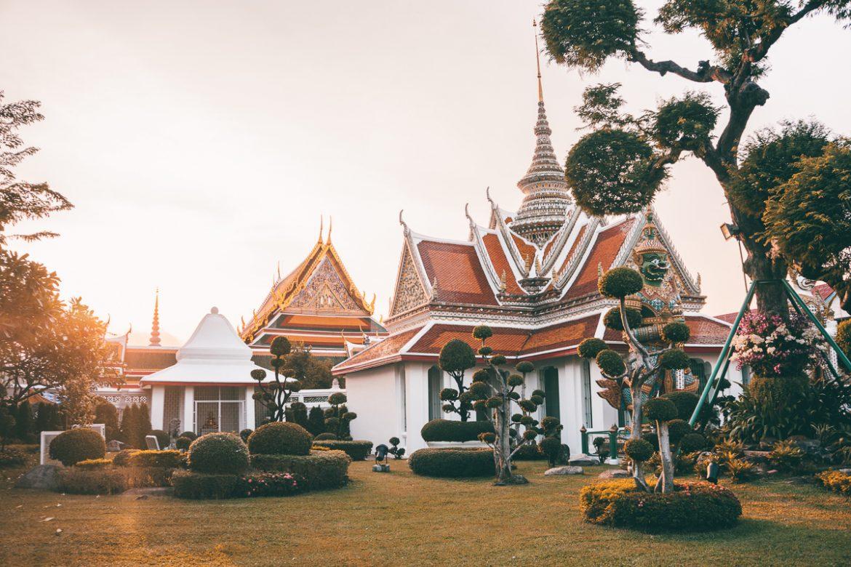 rondreis thailand 3 weken route