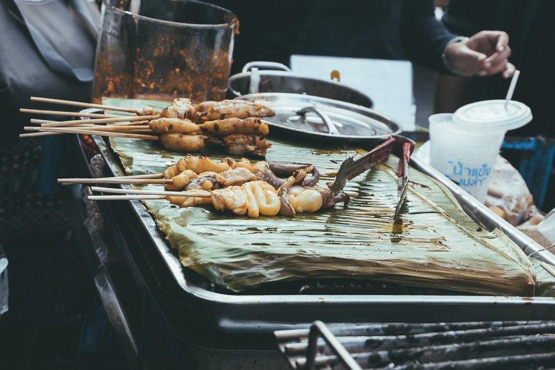 Wat te doen in Bangkok? Street food eten natuurlijk!