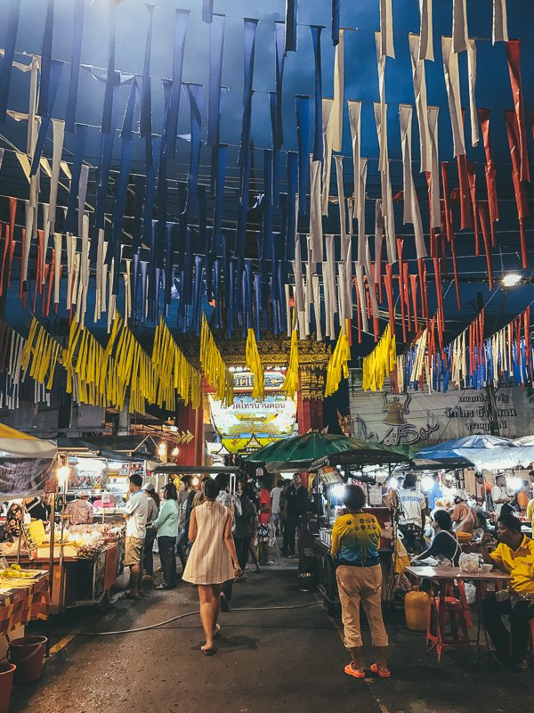 Surat Thani is een goede uitvalsbasis voor trips naar de omgeving.