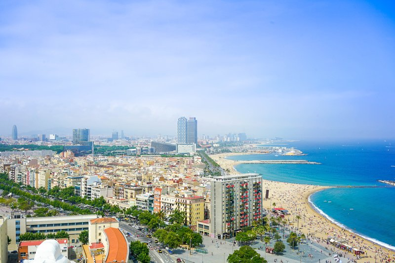 Wat te doen in Barcelona? Ga lekker eten bij Touché!