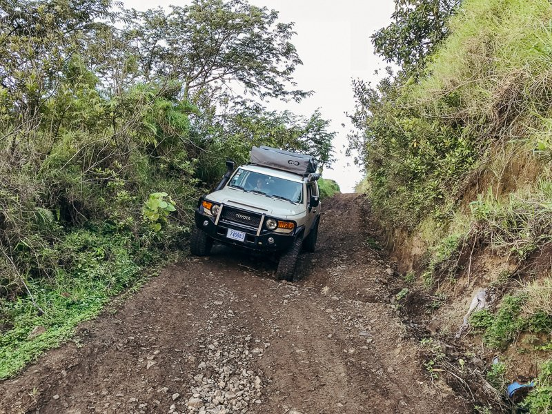 Een huurauto in Costa Rica hoeft niet zo duur te zijn.