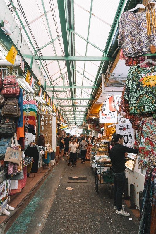 Wang Lang market Bangkok