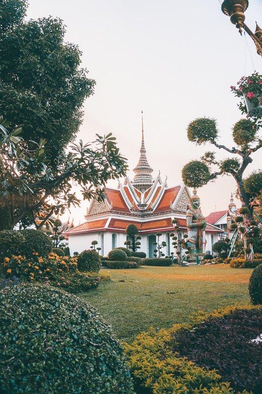 Wat te doen in Bangkok? Bezoek Wat Arun!
