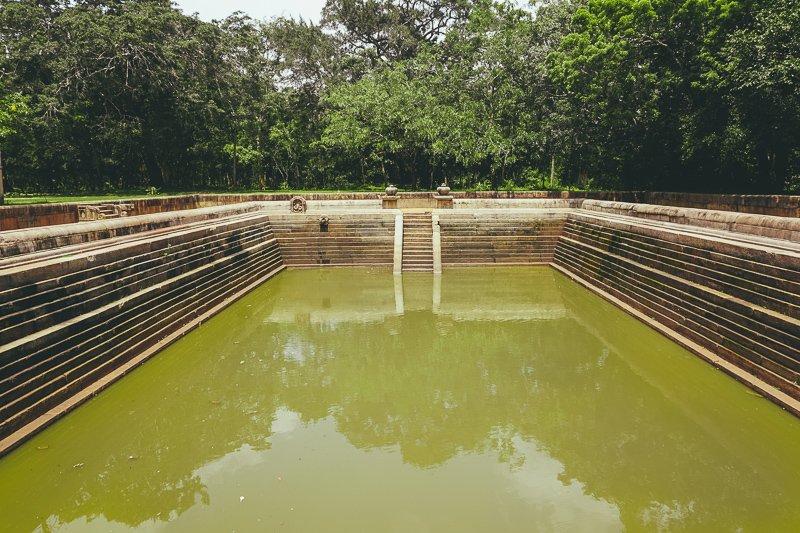 Ga fietsen langs alle bezienswaardigheden van Anuradhapura