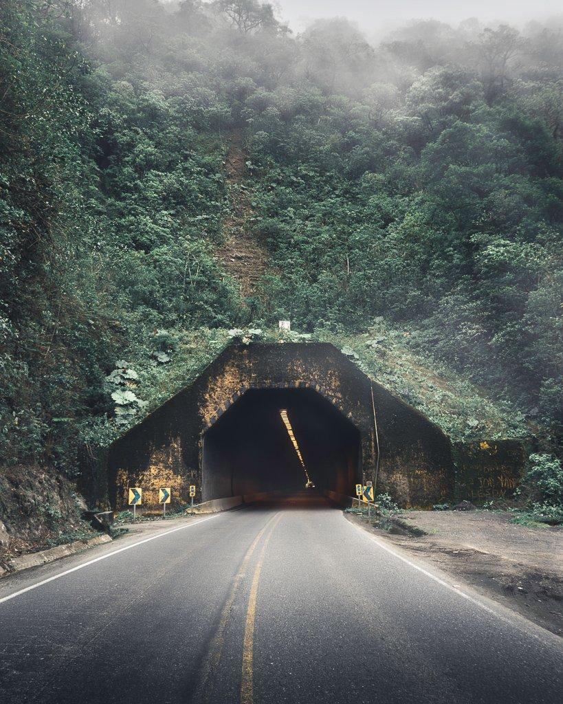 De wegen van Costa Rica