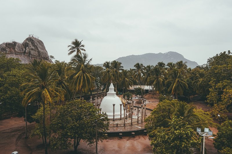 Mihintale in Sri Lanka