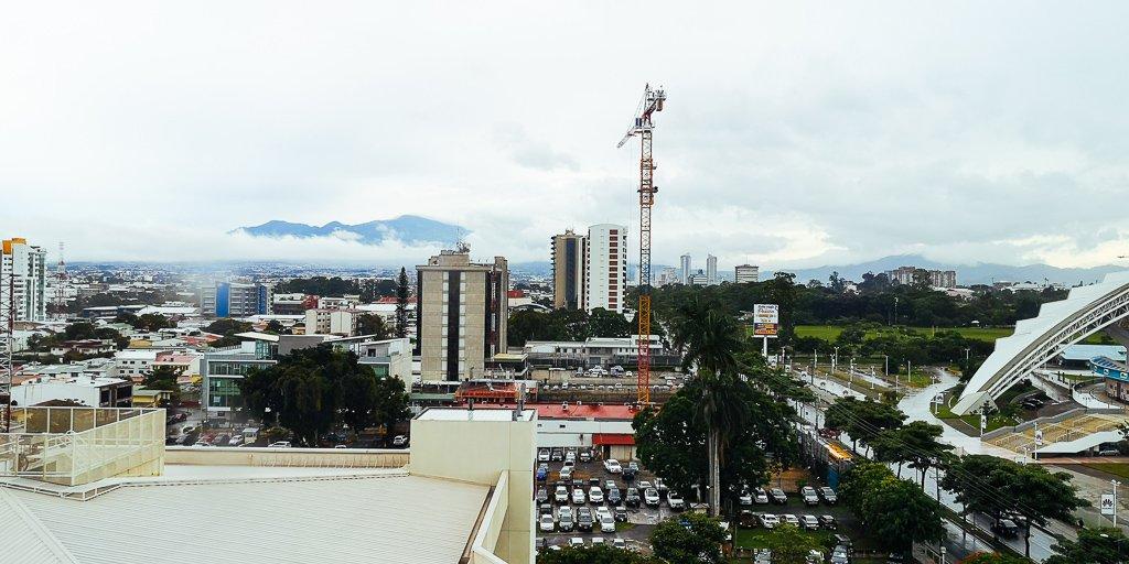 San José is een goede uitvalsbasis om vanuit hier verder te reizen.
