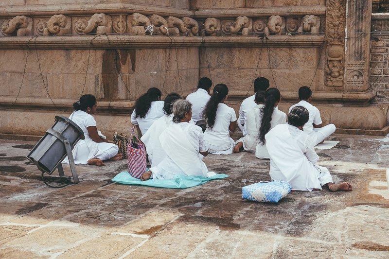 Bekijk ceremonies in Sri Lanka