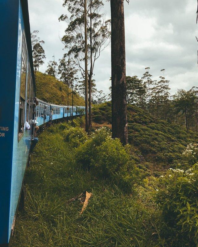 Een van de mooiste treinreizen in de wereld.