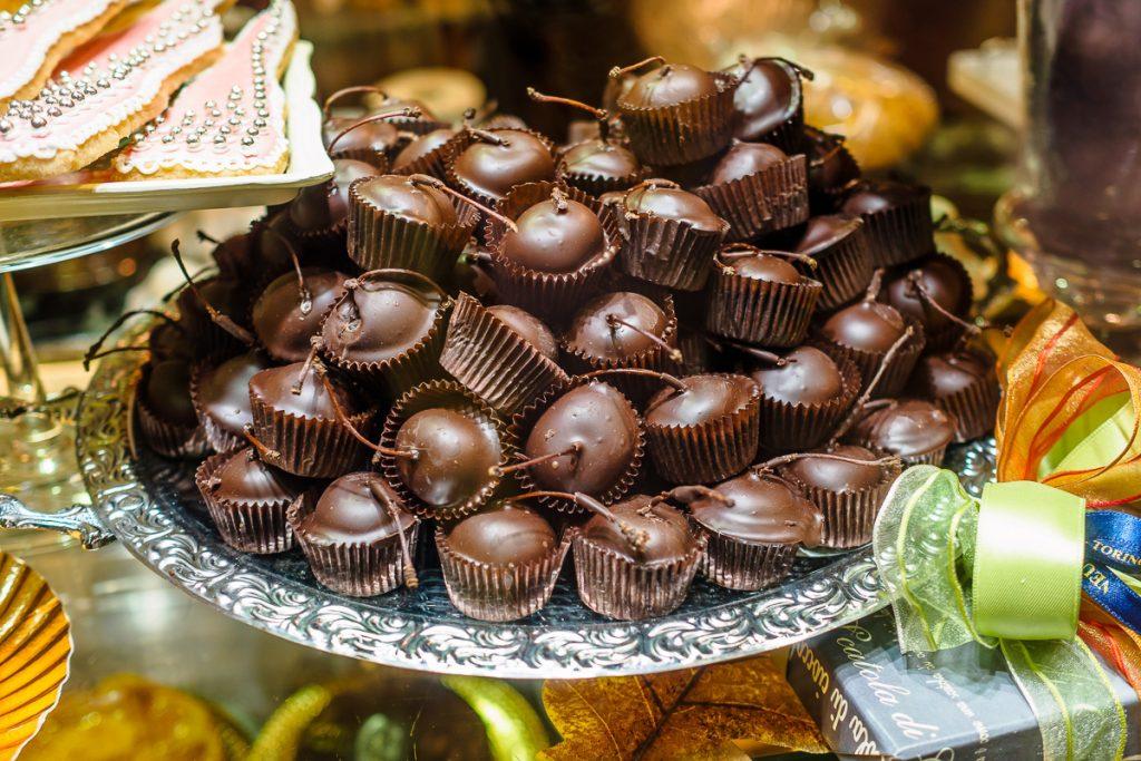 Chocola moet je hebben geprobeerd tijdens een stedentrip Turijn