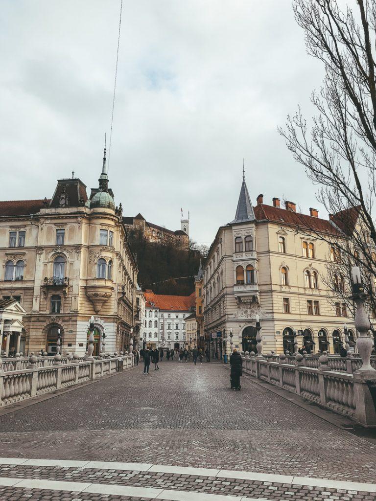 De bezienswaardigheden van Ljubljana