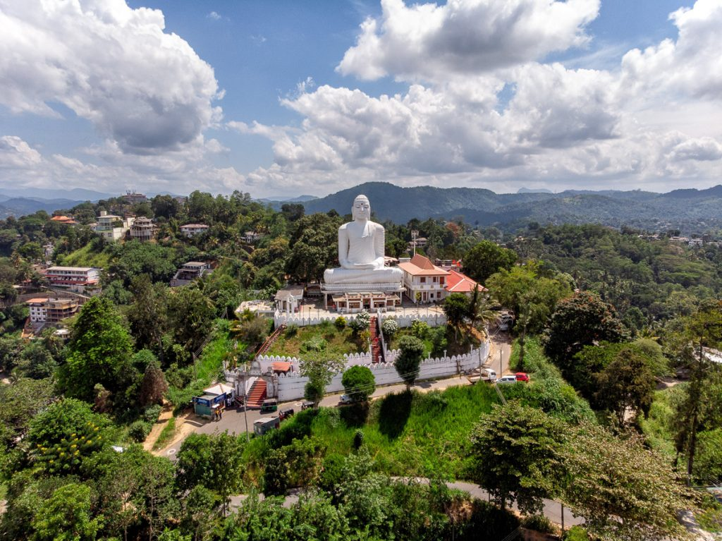 Kandy is de ideale uitvalsbasis tijdens iedere reisroute door Sri Lanka