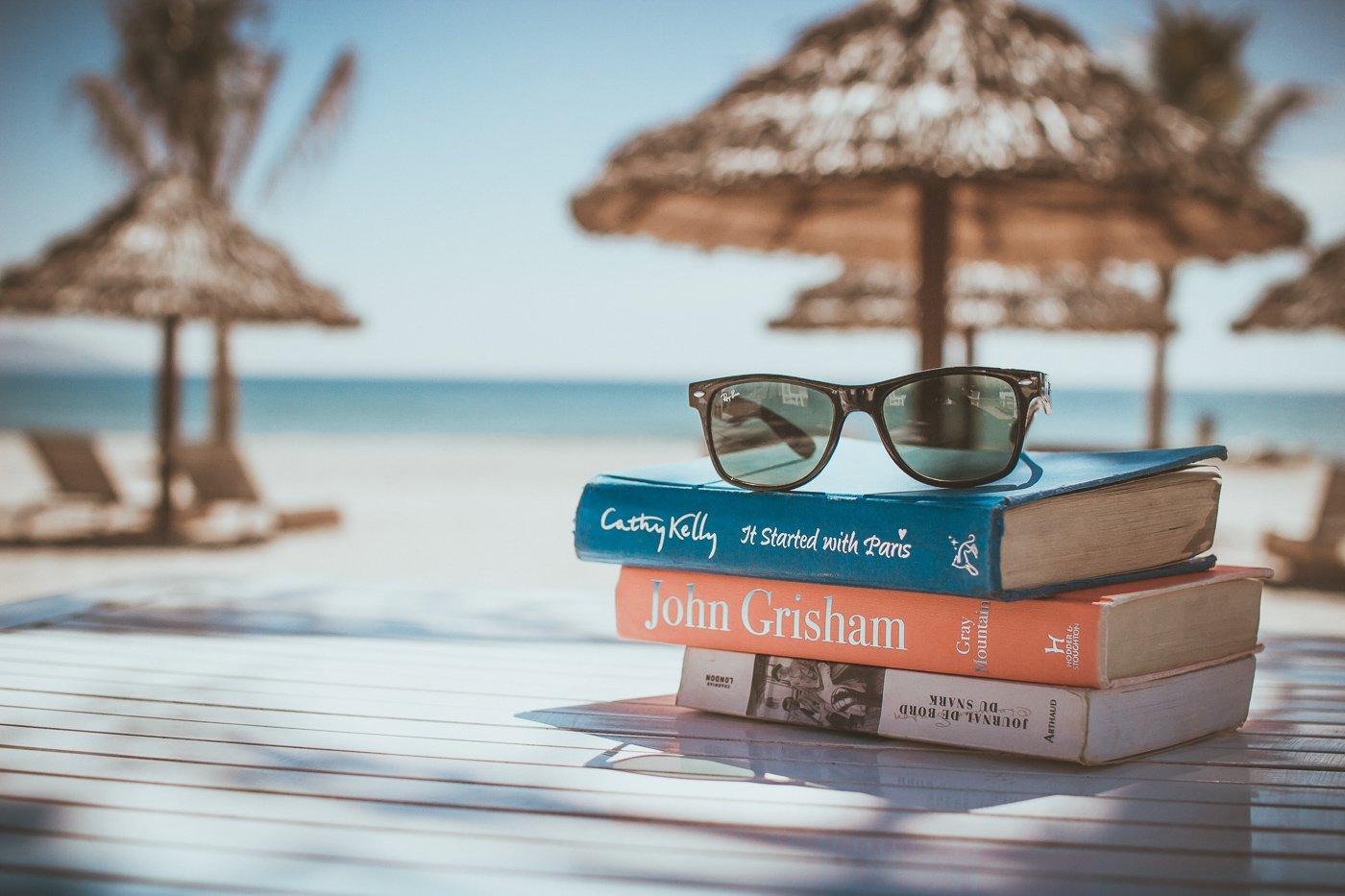 Dit zijn de beste en leukste reisboeken
